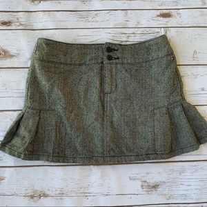 🌟3 FOR $35🌟Tommy jeans vintage wool blend skirt